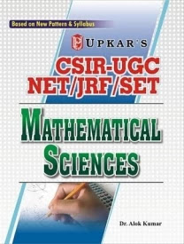Buy CSIR-UGC NET/JRF/SET: Mathematical Science (Paper - I & II): Book