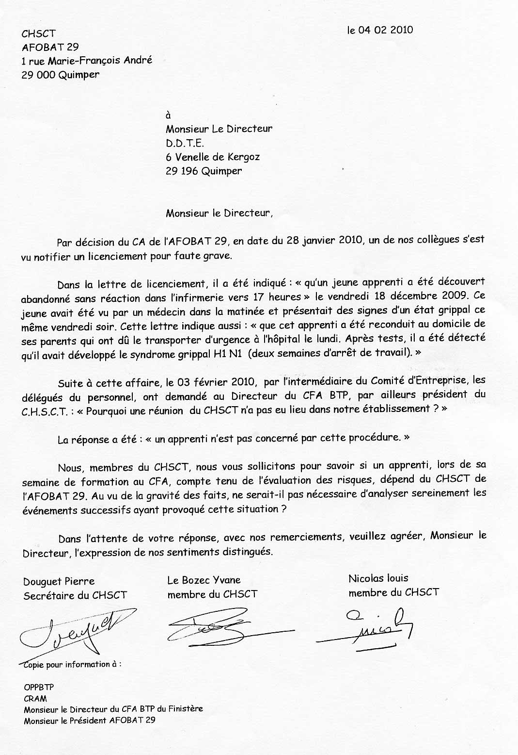 Cover Letter Example: Modèle De Lettre De Motivation Word 2010
