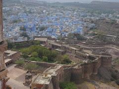 jodhpur fort & city