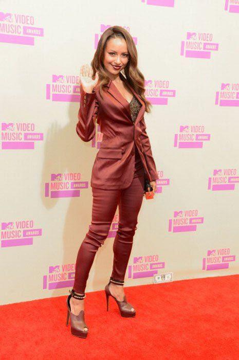 MTV Video Music Awards - Los Angeles - September 6, 2012, Kat Graham