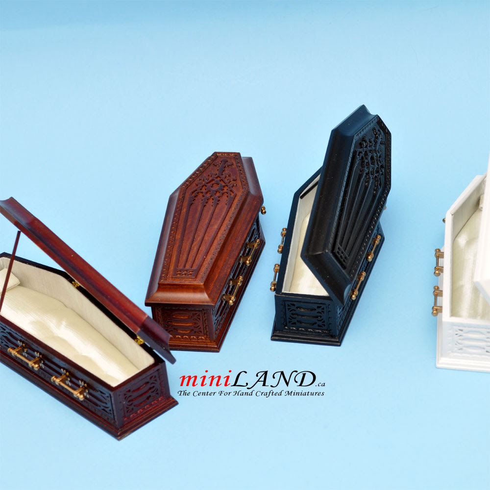 Mini Land Coffins