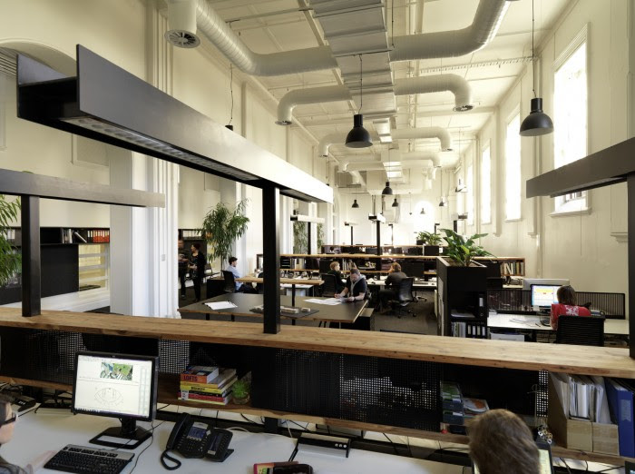 DesignInc's New Melbourne Design Studio - Office Snapshots