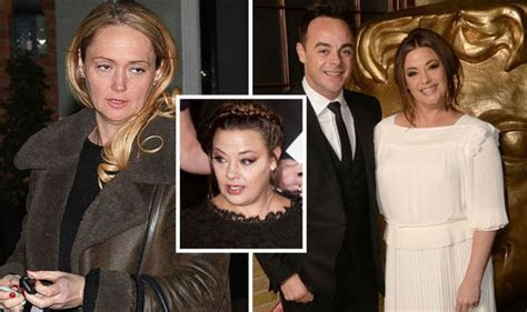 Ant McPartlin latest: 'New girl helped Lisa Armstrong and