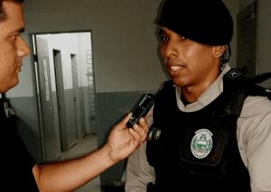Suspeitos foram encaminhados para a delegacia de Rio Tinto