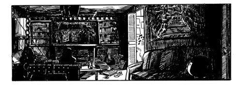 A panel from NP#5: Heirloom