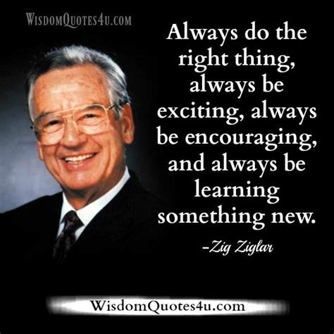 Always Do Right Thing Quotes