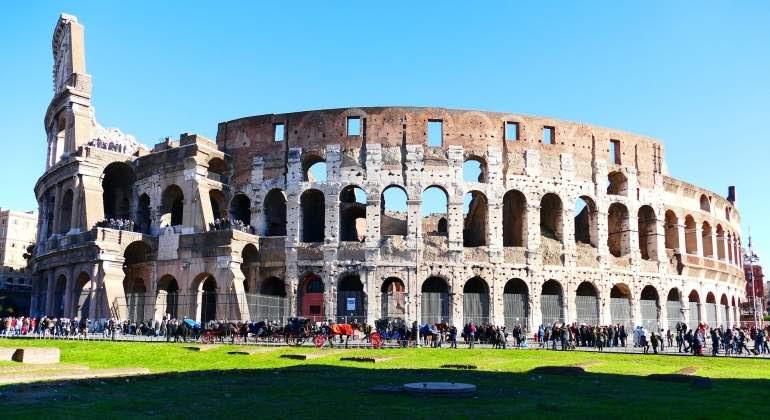 coliseo romano curiosidades
