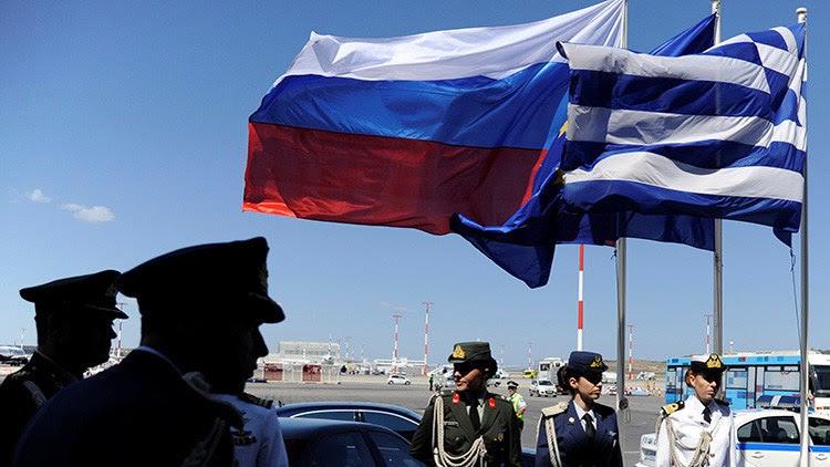 rusia grecia