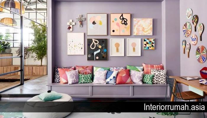 Desain Ruang Tamu Minimalis Ukuran 3 4 Interior Rumah