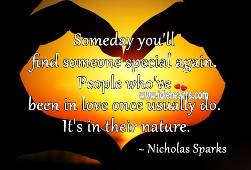 Finding Someone Special Quote Quote Number 611199 Picture Quotes
