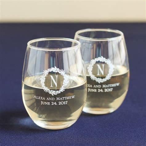 Best 25  Wine glass favors ideas on Pinterest   Wedding