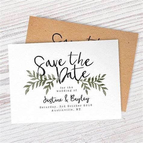 Best 25  Wedding save the dates ideas on Pinterest