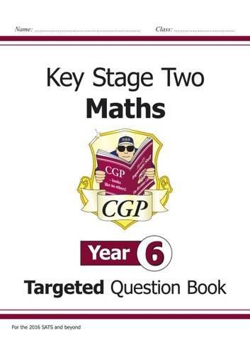 KS2 Maths Question Book - Year 6