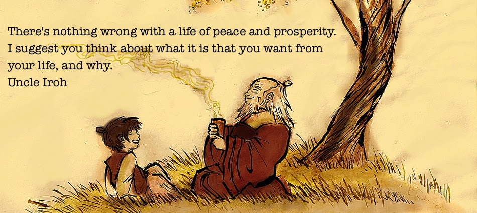 Theres Nothing Wrong With A Life Of Peace And Prosperity Uncle