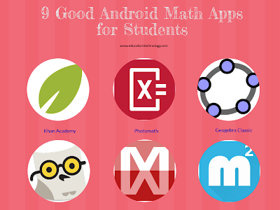 9 Good Android Math Apps for Students