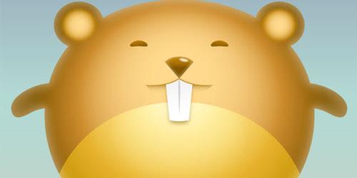 hamster avatar illustrator