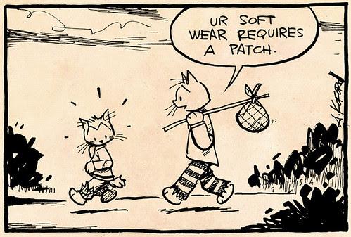 Laugh-Out-Loud Cats #2186 by Ape Lad