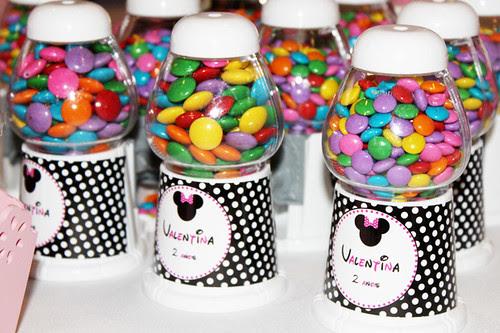 minnie dulces