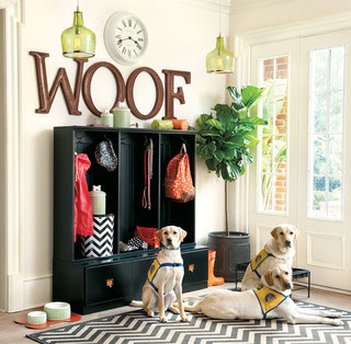 Dog-friendly-entryway-Ballard-Designs