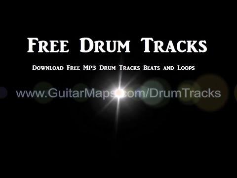 Drum track slow blues rock drum beat free loop #109 youtube.