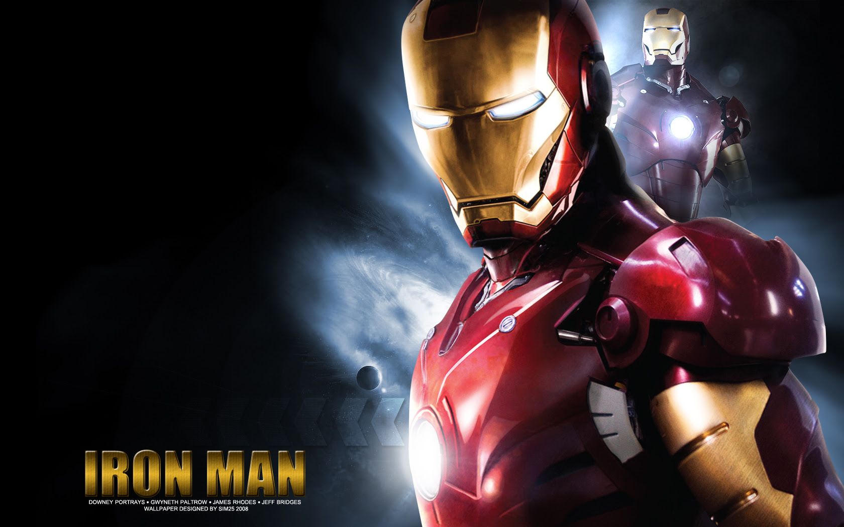Iron Man Iron Man 3 Wallpaper 31780180 Fanpop