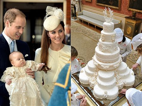 Prince George's Royal Christening Cake: Fruitcake Recipe