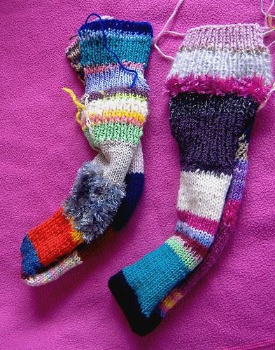 socks - folded
