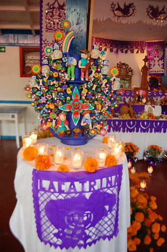 Ofrenda Ixtapan