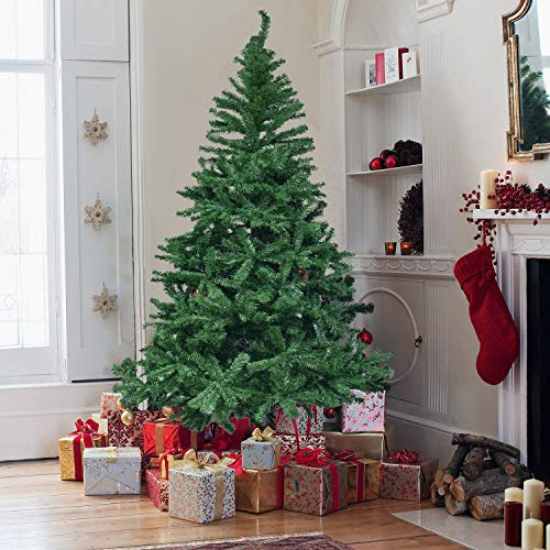 Herron Christmas 75 Artificial Premium Spruce Articulated