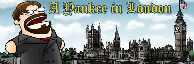A Yankee In London