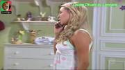 Louise Dtuani sensual na novela Ribeirão do Tempo
