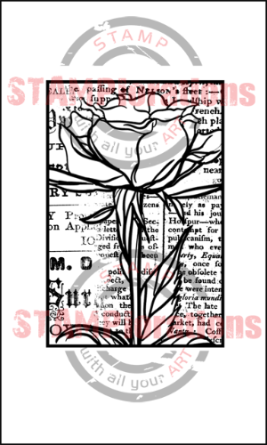 preview-FramedSolitaryRose