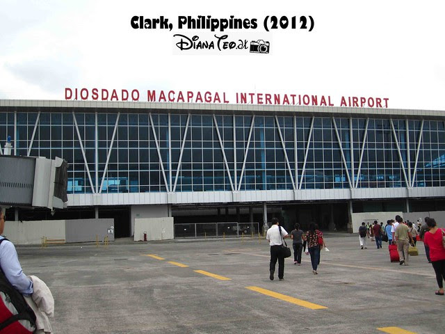 Day 1 - Philippines 01 Diosado Macapagal International Airport