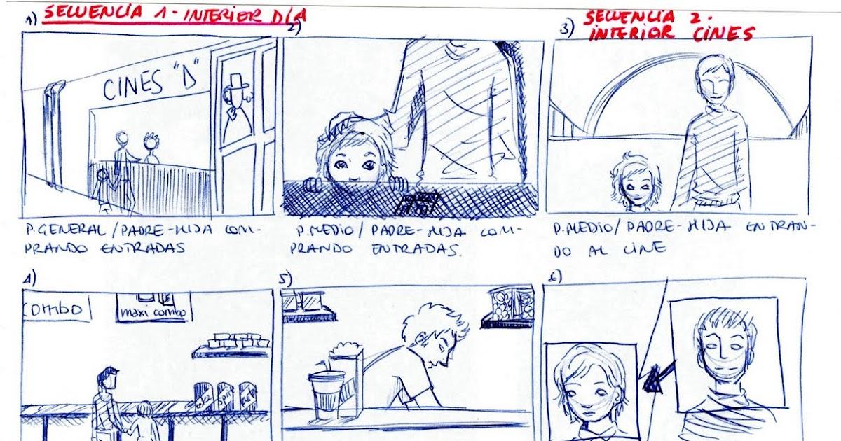 Publicidad Estrategica: Storyboard y algunos ejemplos
