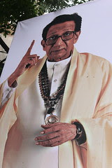 Shree Balasaheb Thackeray ..Hirdaysamrat One India No Jatpat by firoze shakir photographerno1
