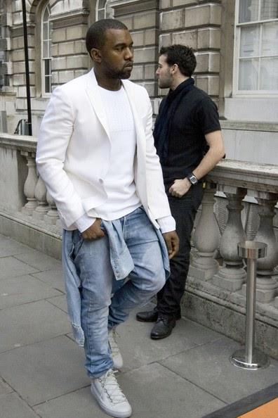 The Only Jaiden Kanye West In London Fashion Week Wears