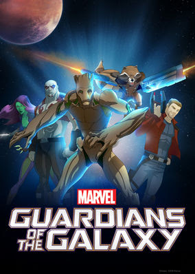 Marvel's Guardians of the Galaxy - Season 1