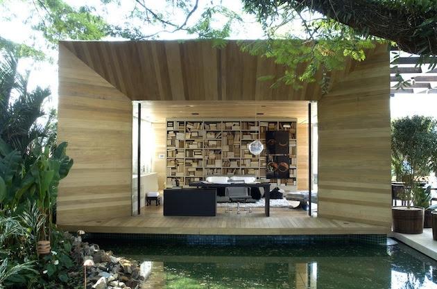 Natural Loft in Sao Paulo Paradise