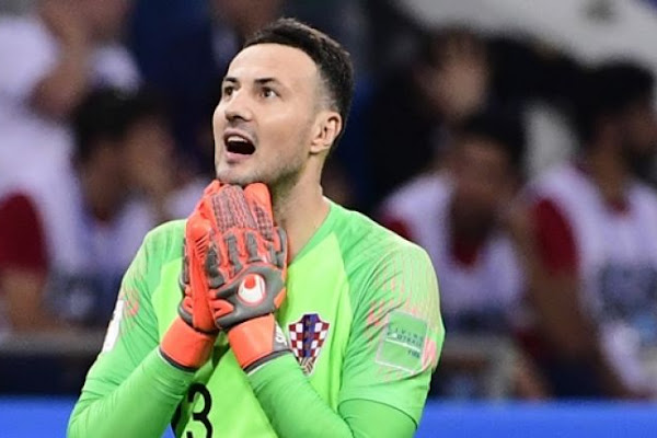 60ed09428e6 Croatia's Danijel Subasic willing to risk stupid Fifa fine against England
