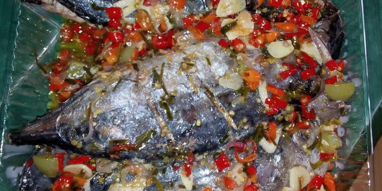 Resep Ikan Cakalang Dabu Dabu Manado Oleh Dian Pustika