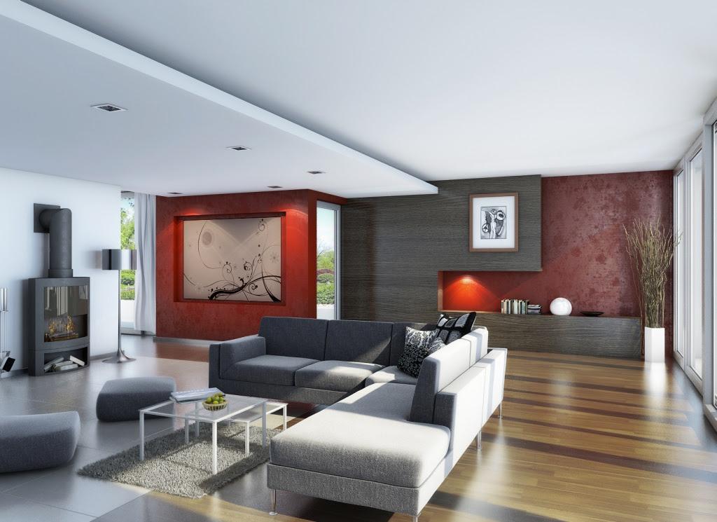 living room wood flooring | Interior Design Ideas.