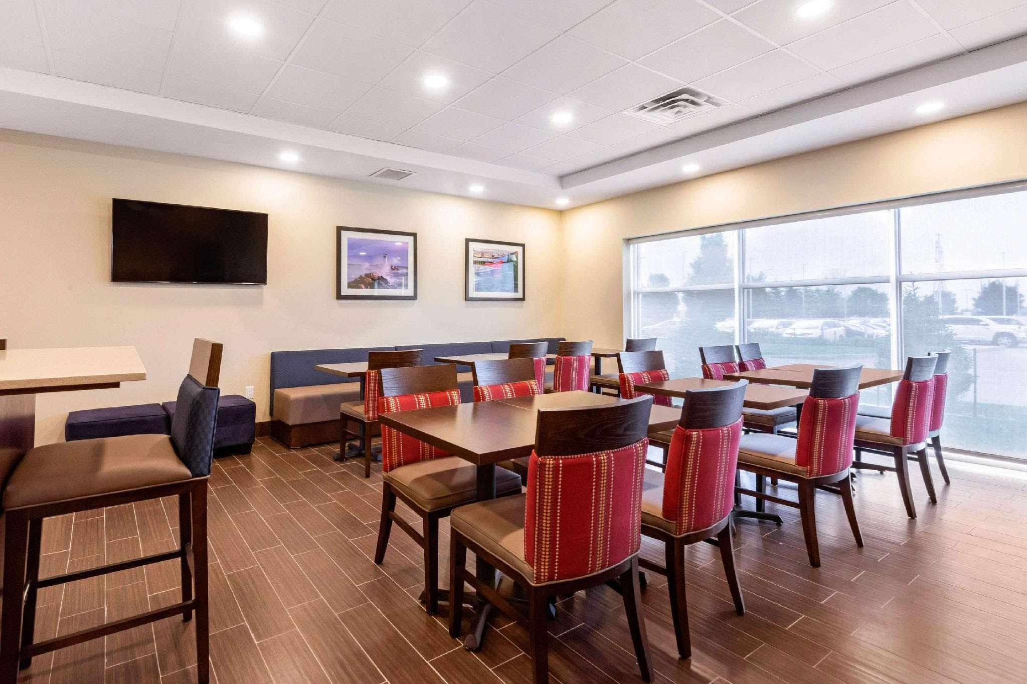 Review Comfort Inn & Suites