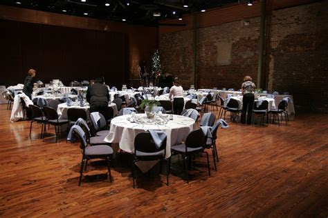 Reception Hall, Lancaster Theater in Grapevine, TX
