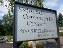 Seniors exercise class @ Estacada Community Center | Estacada | Oregon | United States
