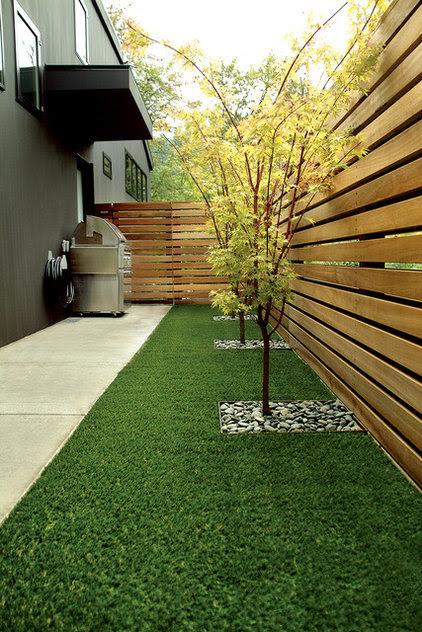 Contemporary Landscape by Giulietti Schouten Architects