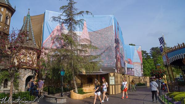 Disneyland Resort, Disneyland, Pinocchio, Facade, Refurbishment, Refurbish, Refurb