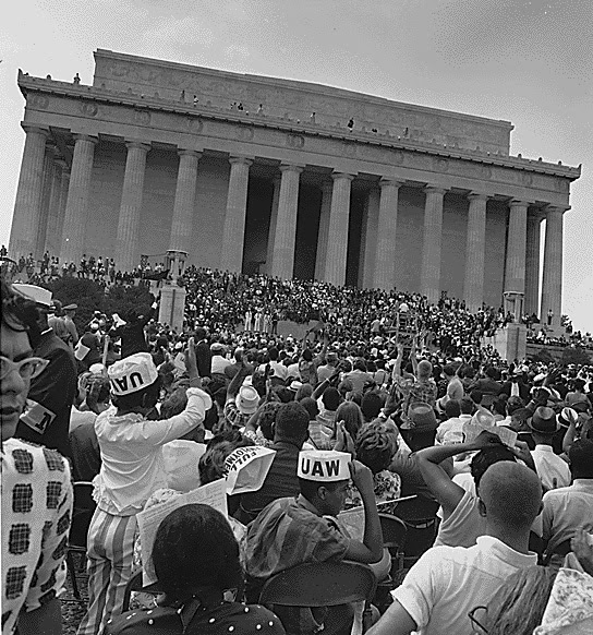 File:1963 march lincoln memorial.jpg