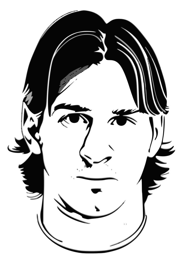 Dibujos Para Colorear Cristiano Ronaldo Es Hellokids