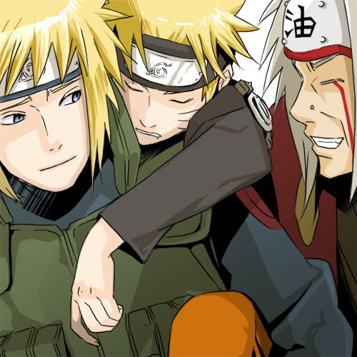 Fathers and son : Naruto