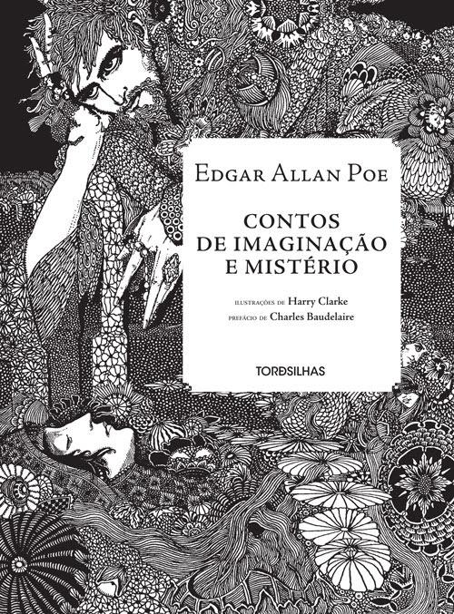 Resultado de imagem para Contos de Imaginação e Mistério de Edgar Allan Poe